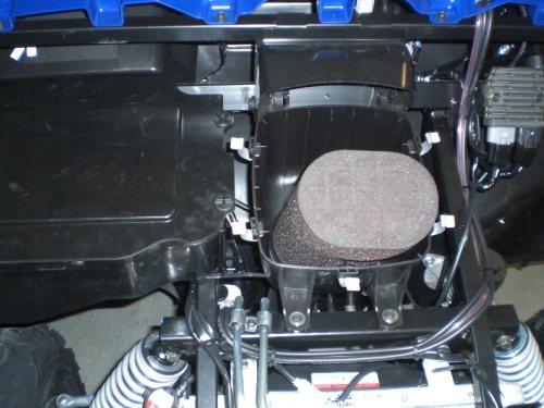 small resolution of  2008 yamaha rhino under hood air filter