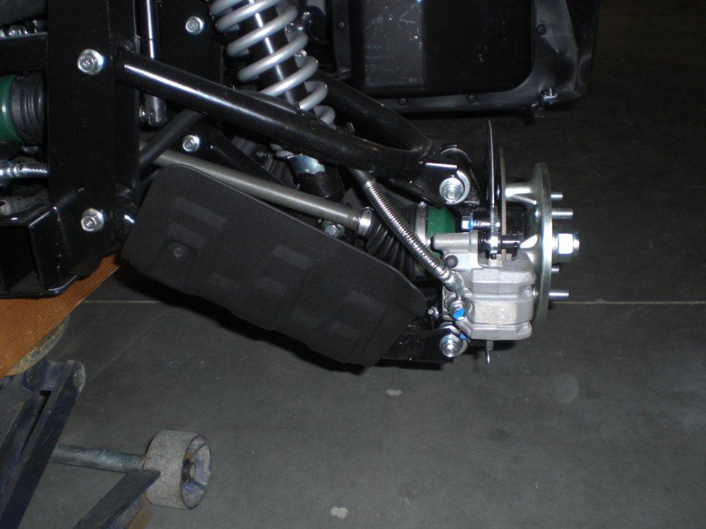 medium resolution of  2008 yamaha rhino rear disk brakes
