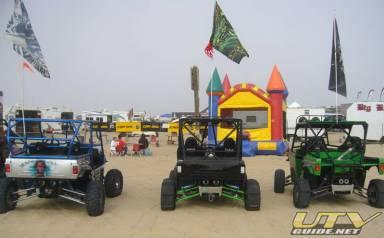 UTVs at the Dune Tour - Pismo 2009