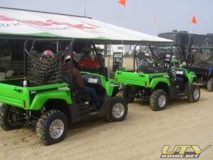Kawasaki Teryx Demo Rides