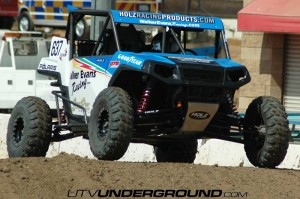Walker Evans Racing #637 Polaris RZR S