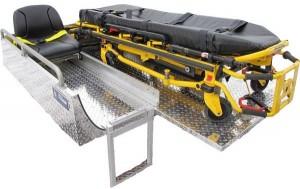 Kimtek Emergency Medical Stretcher Skid for UTVs