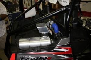 Turbo Weber Polaris RZR Engine Swap Kit