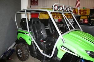 Kawasaki Teryx Roll Cage