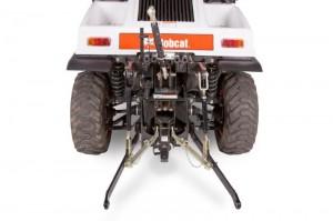 Bobcat Toolcat 5610 Category 1 three-point hitch with PTO
