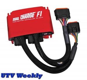 MSD FI Charge for the Kawasaki Teryx