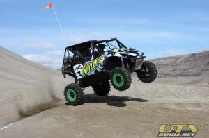Kawasaki Teryx at Sand Mountain