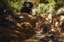 A mud bog