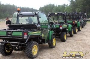 John Deere Gators