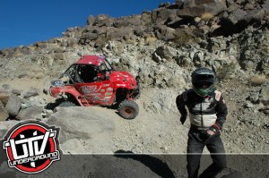 Brian Bush KOH UTV Race
