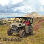 2014 Kawasaki Teryx4 on the Paiute Trail