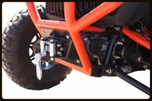 Front Bumper, Winch Mount & Winch Kit for Maverick