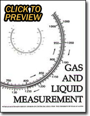 Gas and Liquid Measurement