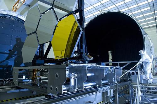 ジェイムズ・ウェッブ宇宙望遠鏡