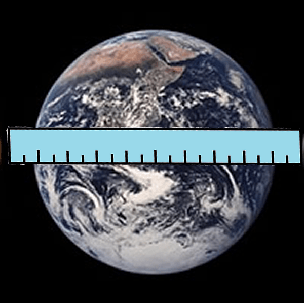 地球の計測