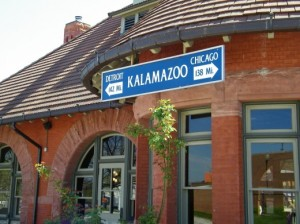 Kalamazoo Train Station