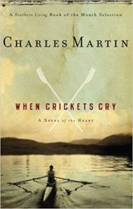 January Book Club: When Crickets Cry, by Charles Martin