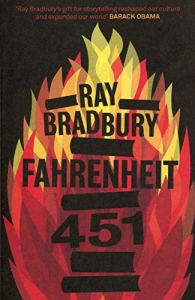 March Book Club: Fahrenheit 451, by Ray Bradbury