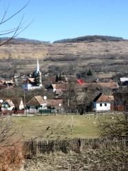Bozod, Romania