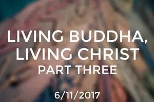 Living Buddha, Living Christ: Part 3