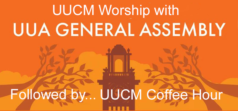 General Assembly Worship (Online)