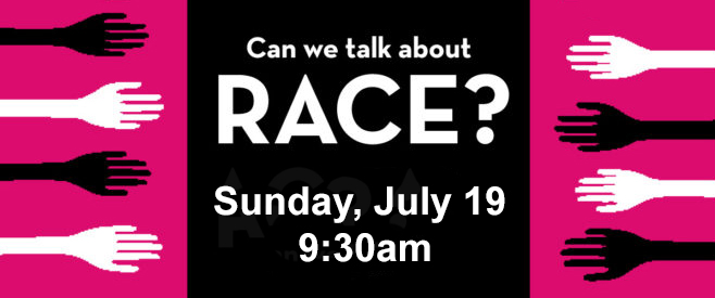 Can We Talk About Race? (Online)