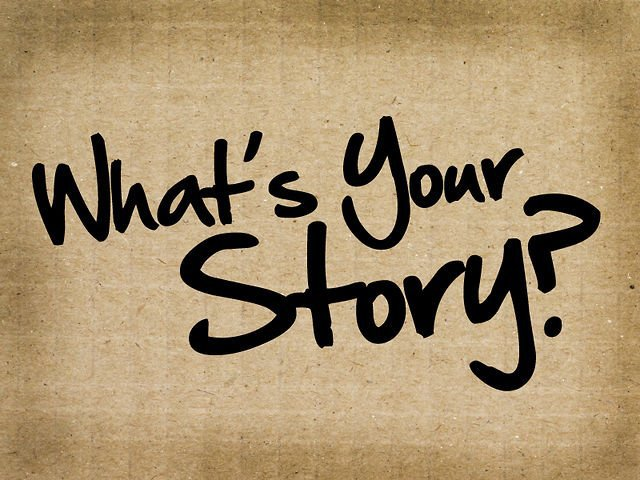 You are currently viewing What's Your Story? (Online)