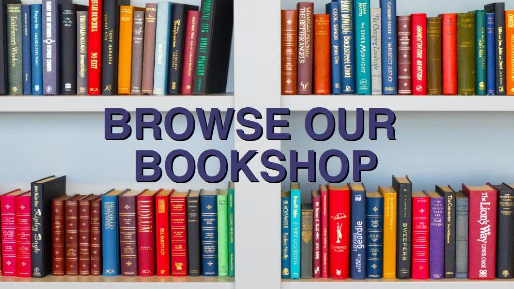 Browse our bookshop