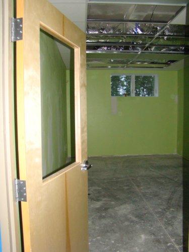 doors for the re classrooms classroom door window
