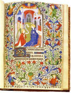 Book of Hours - Paris circa 1410