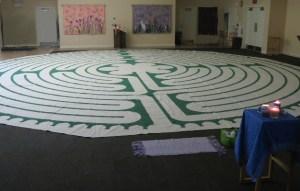 The UUFN Labyrinth