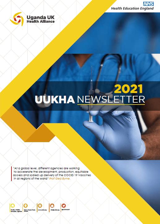 UUKHA NEWSLETTER 2021