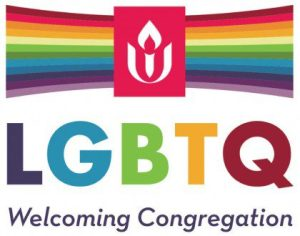 Welcoming LGBTQ Banner