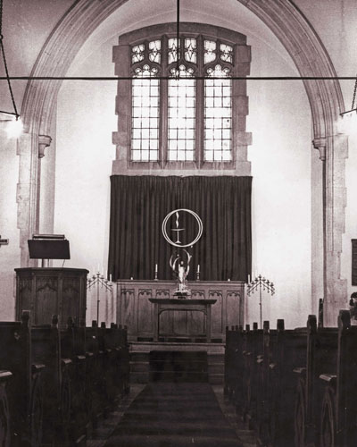 The Sanctuary in 1977