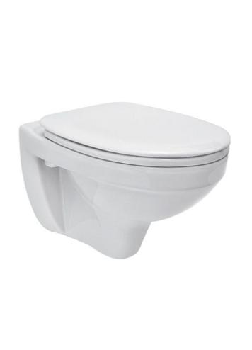 Fluidmaster Liv Seinä-wc Basic, Valkoinen