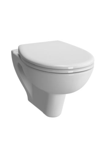 Fluidmaster Liv Seinä-wc Compact R, valkoinen