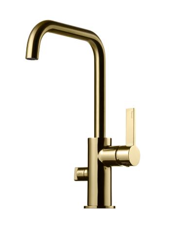 Tapwell Arm 584 keittiöhana honey gold