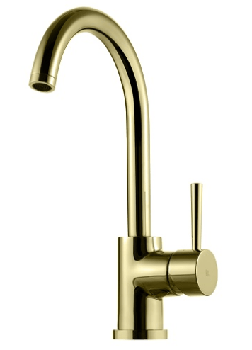 Tapwell EVO180HG Keittiöhana Honey Gold