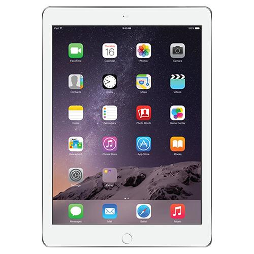 iPad Air2, 64gb Wi-Fi + Cell, Late 2014 – Late 2017, Hopea *Käytetty*