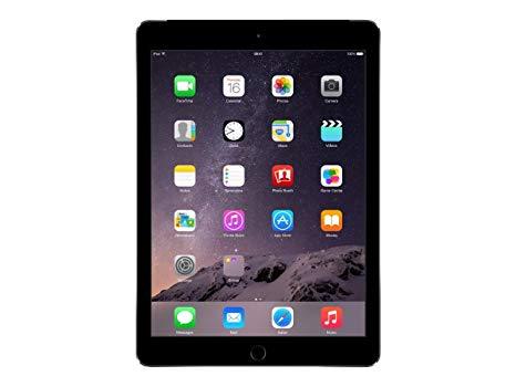 iPad Air2, 16gb Wi-Fi , Late 2014 – Late 2016, Harmaa, Grade-B *Käytetty*