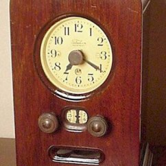 A Picture Of Living Room Hammock Rca Victor Ap-1249 Radio Time Switch