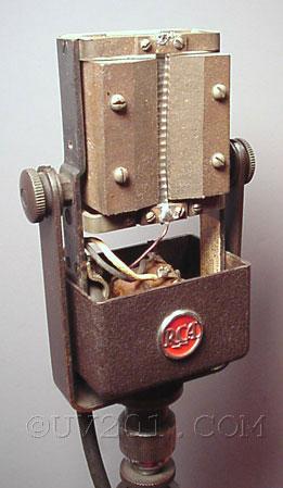 Rca Model 74 Junior Velocity Microphones