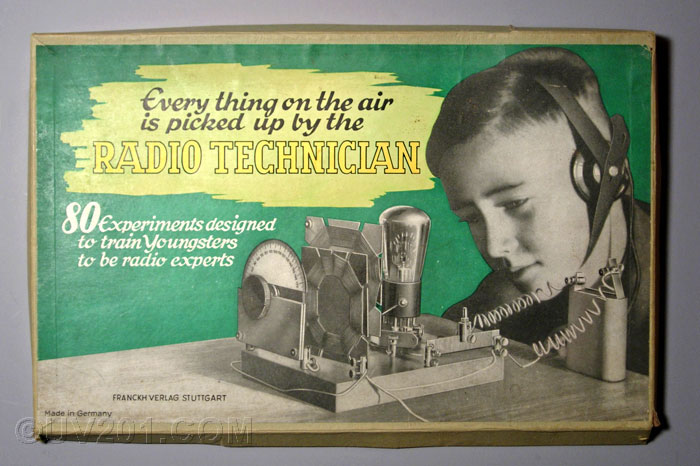 Radio Technician Educational Kit