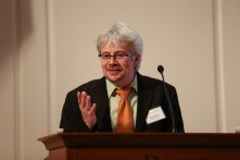 Peter Brabeck. Photo taken by Susan Wormington.