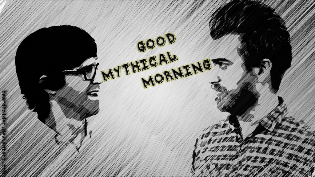 Could you like it? Meet the guys from Good Mythical Morning.