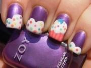 decorazioni unghie fimo dolci nail