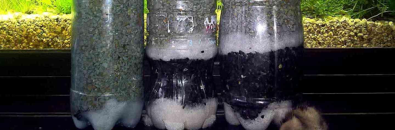 Пару слов об активированном угле и цеолите в аквариуме
