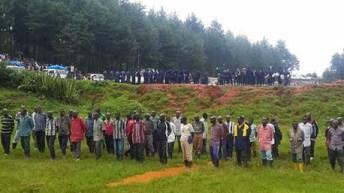 FIZI RDC: LES DEPENDANTS DES FDLR VIVENT DANS DES CONDITIONS PRECAIRES A KILEMBWE
