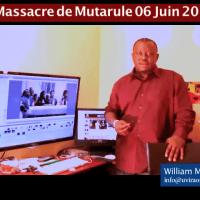 Une minute de silence en mémoire du massacre de Mutarule – Sud-Kivu