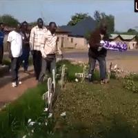 Massacre de Mutarule-RDC: Une minute de silence, une grande réussite.